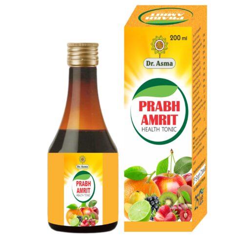 prabh amrit health tonic for women kids men immunity booster