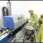 Automatic wad sealing machine
