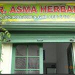 Entrance of Dr. Asma Herbals Factory