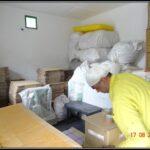 Sorting of Packaging raw materials