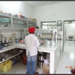 Full Photo of Laboratory section at ayurvedic Manufacturing company