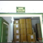 Finished Products Section at Dr. Asma Herbals Factory